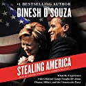 Stealing America: What My Experience with Criminal Gangs Taught Me about Obama, Hillary, and the Democratic Party Audiobook by Dinesh D'Souza Narrated by Dinesh D'Souza, Andrew Klavan