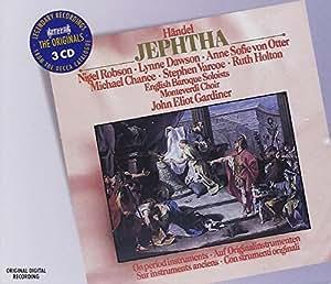 Jeptha (Complete) (Comp)