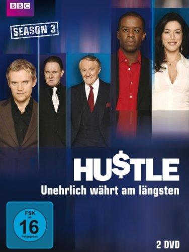 Hustle - Unehrlich währt am längsten, Season 3 [2 DVDs]