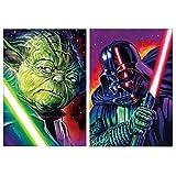 5D Diamond Painting Full Drill Star Wars DIY Painting Diamond Canvas Wall Art for Adults (Star Wars) (Tamaño: Star Wars)