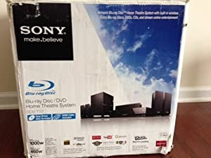 Sony BDV-T57 Blu-Ray 5.1 Home Theater System