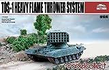 modelcollect ua72008Maqueta de TOS de 1Heavy flamethr ower Sistema