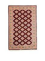 CarpeTrade Alfombra Kashmir (Vino/Multicolor)