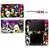 Persona Q: Shawdow of the Labyrinth Decorative Video Game Decal Cover Skin Protector for Nintendo 3DS XL