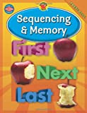 img - for Brighter Child  Sequencing and Memory, Preschool (Brighter Child Workbooks) book / textbook / text book