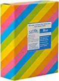 Sattvic Powder Non-Toxic Silky Holi Gulal Color (1 kg, Blue)
