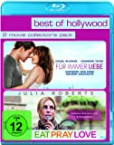 Für immer Liebe/Eat, Pray, Love - Best of Hollywood/2 Movie Collector's Pack [Blu-ray]
