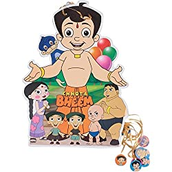 Theme My Party CHHOTA BHEEM Pinata/Khoi Bag (Multicolor)