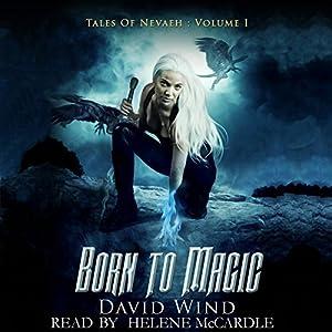 Born to Magic Audiobook