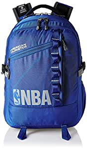American Tourister Polyester 32 Ltrs Blue Laptop Backpack (AMT NBA ALLSTAR BCKP03-BLU)