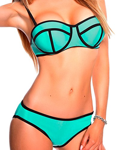 Zarlena Diving Suit Basketball Push Up Padded