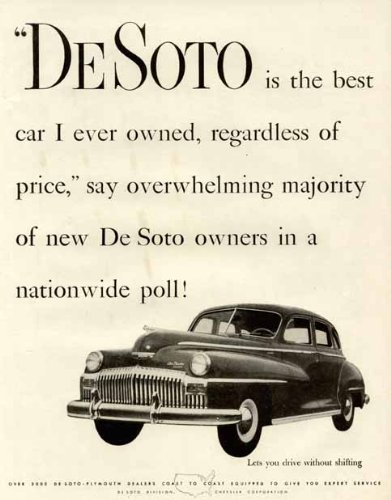 best car i ever owned say majority of new owners in 1947. Black Bedroom Furniture Sets. Home Design Ideas