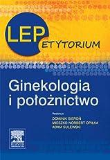 LEPETYTORIUM Ginekologia i poloznictwo (Polish Edition)