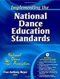 img - for Implementing the National Dance Education Standards book / textbook / text book