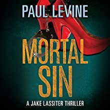 Mortal Sin Audiobook by Paul Levine Narrated by Luke Daniels