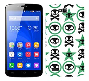 Wow Premium Design Back Cover Case For Huawei Honor 3C