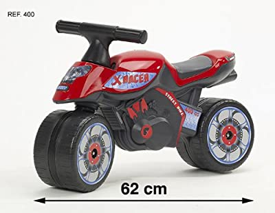 Falk Xrider 400 Children's Pedal Motorcycle Red