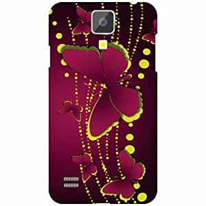 Printland Samsung I9500 Galaxy S4 Back Cover