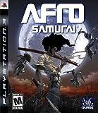 AFRO SAMURAI (PS3 輸入版 北米)日本版PS3動作可
