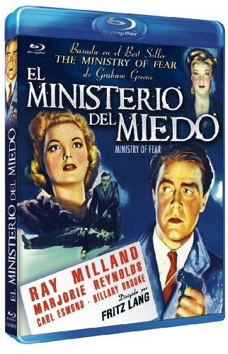 El Ministerio Del Miedo [Blu-ray]