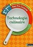 Technologie culinaire - 1re et Term