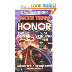 More Than Honor (Worlds of Honor #1) by David Weber