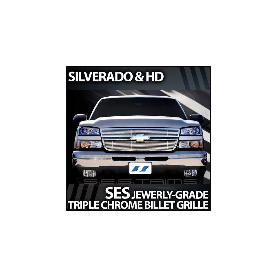 2006 Chevy Silverado SES Chrome Billet Grille