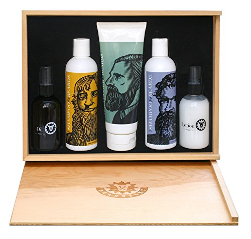 Beardsley-In-The-Box-Beard-Care-Gift-Set-Full-Size-Beard-Shampoo-Beard-Conditioner-Beard-Lotion-and-Beard-Oil