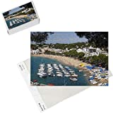 Photo Jigsaw Puzzle of Llafranc, near Palafrugell, Costa Brava, Catalonia, Spain, Mediterranean, Europe from Robert Harding