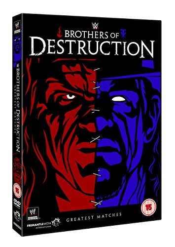 WWE: Brothers Of Destruction [DVD]