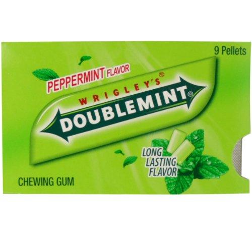 wrigleys-doublemint-chewing-gum-peppermint-flavor-long-lasting-net-wt-13-g-9-pellets-x-5-boxes