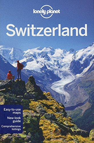 Lonely Planet Switzerland Travel Guide 9781741795844 border=