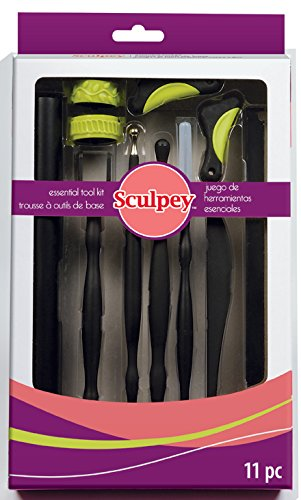 Sculpey Essential Tool Kit (Sculpey Oven Bake Clay Kit compare prices)