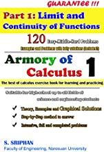 Armory of Calculus 1 Part 1 Limit and Continuity of Functions