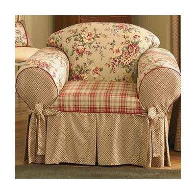 Sure Fit Lexington Chair Slipcover, Multi front-979819