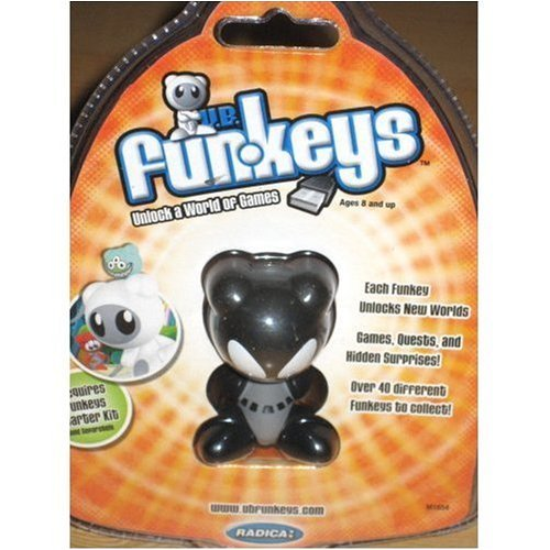 Xener Very Rare U.B. Funkeys Series 1 Figure [Toy] [Toy] [Toy] [Toy] [Toy] [Toy] - 1