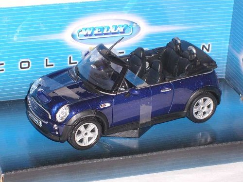 MINI COOPER NEW NEU CABRIO BLAU