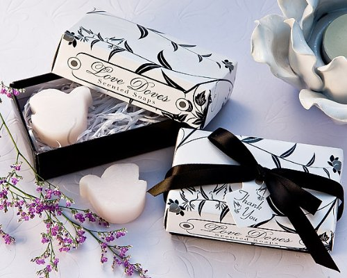 Wedding Favors Butterfly Kisses Scented Soaps
