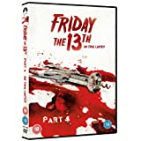 Friday The 13th: Part 4 [DVD]by Kimberley Beck