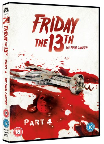 Friday The 13Th Part 4 [DVD]