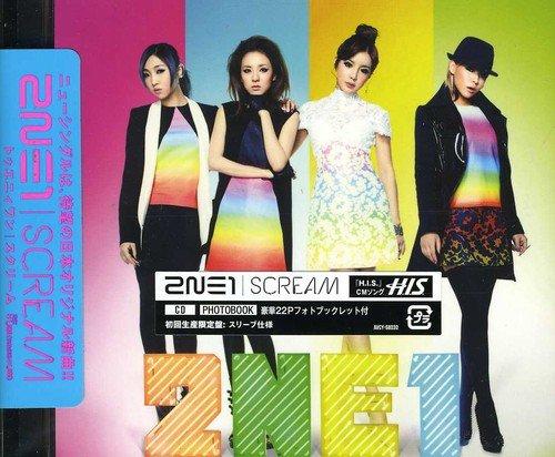 CD : 2NE1 - Scream (Japan - Import)