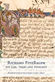 img - for Richard FitzRalph: His Life, Times and Thought book / textbook / text book