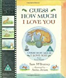Sam McBratney Guess How Much I Love You (Book & DVD)