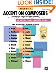 Accent on Composers: Comb Bound Book...