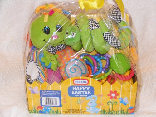 Little Tikes Happy Easter Gift Basket