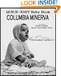 COLUMBIA MINERVA QUICK-KNIT BABY BOOK...