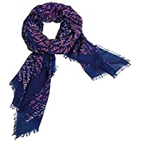 Vera Bradley Printed Poly Scarf (Multiple Colors)
