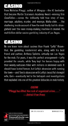 Casino love and honor in las vegas
