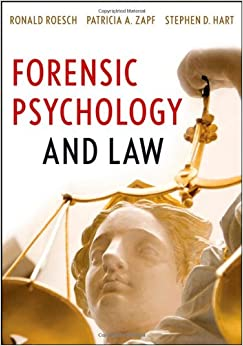 Forensic Psychology law sydney uni