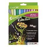 Tombow Dual Brushpens 12 Pens Pastel